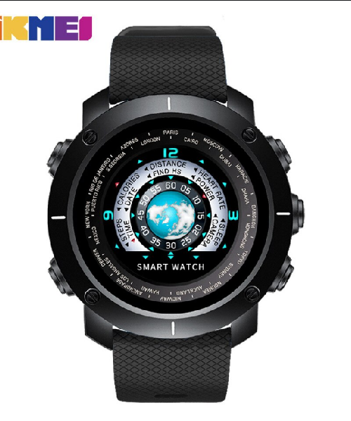 Bozlun W30 Smart Watch – Black